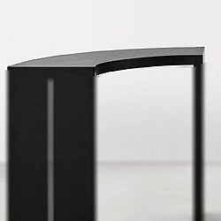 Panco Table Top, Curved