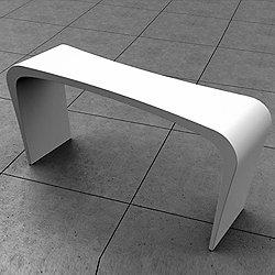 Cirrus Console Table - Corian