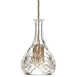 Bell Decanter Pendant Light