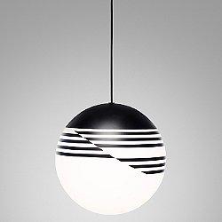 Optical LED Pendant Light