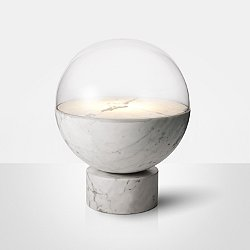 Globe LED Table Lamp