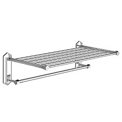 1930 Mackintosh 24-Inch Towel Rack with Rail