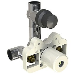 Kafka 2-Handle Thermostatic Rough with Flow Control
