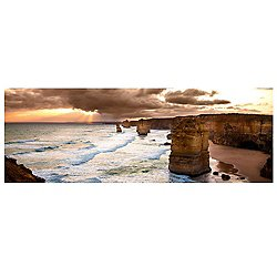 Australian Coast Canvas Art Print