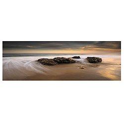 Beach 3 Panorama Art Print