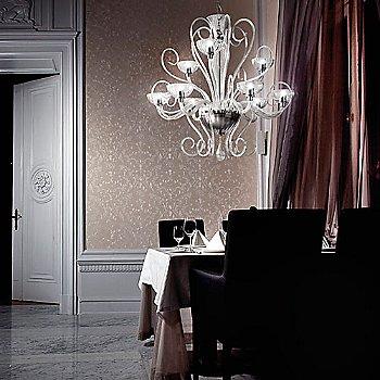 Illuminated / above dining table