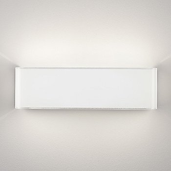 Block P29 Wall Sconce with Block P14 Wall Sconce