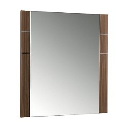 Memphis Wood Frame Mirror