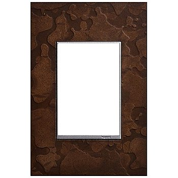 Bronze finish, wall plate only pictured