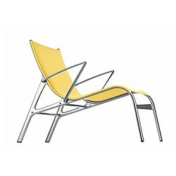 Armframe Easy Chair with Arms