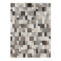 Brilliant Leather Area Rug