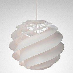Swirl 3 Pendant Light
