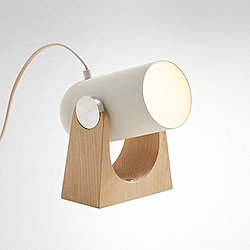 Carronade Table Lamp / Wall Sconce (Sand) - OPEN BOX RETURN