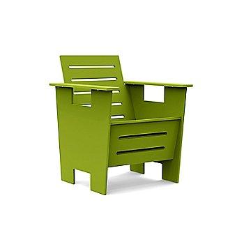 GO Club Chair - Leaf Green