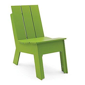Tall Picket Chair - Leaf Green