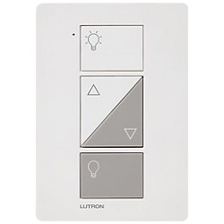 Caseta Smart Lighting Dimmer + Remote for Floor + Table Lamps
