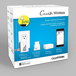 Caseta Smart Lighting Dimmer Kit for Floor and Table Lamps