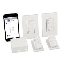 Caseta Smart Lighting In-Wall Dimmer Kit