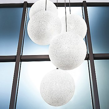 Iceglobe Bubble 5 Multipoint Pendant Light