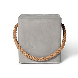 Edge Wheels & Rope Stool