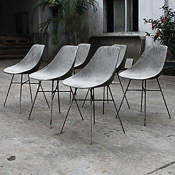 Hauteville Chair / use outdoors