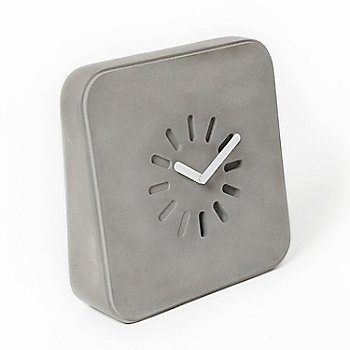 Alternate view, used as a table clock