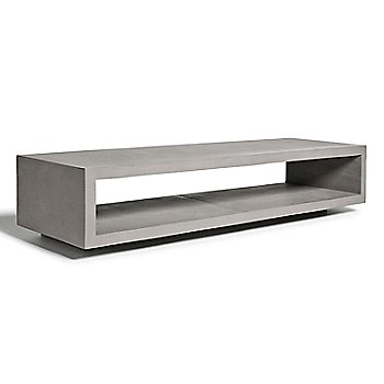 Monobloc TV Bench with Wheels