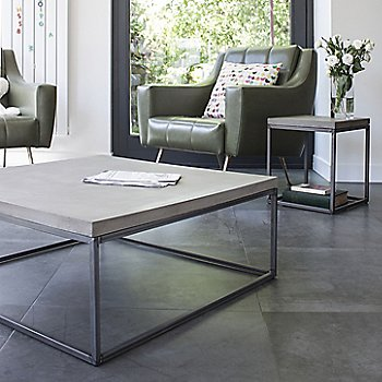 Pictured with the Perspective Side Table (sold separately)