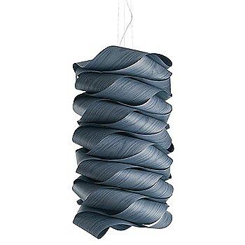 Blue finish / Medium size