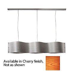 Hola Suspension Light by LZF (Cherry/Wood) - OPEN BOX RETURN