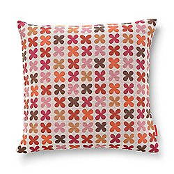 Quatrefoil Pillow, Pink