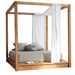 PCHseries Canopy Bed