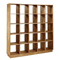 LAXseries 5x5 Bookcase