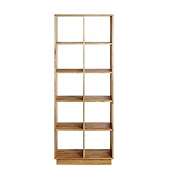 LAXseries 2x5 Bookcase