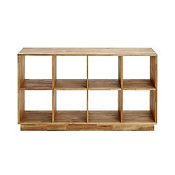 LAXseries 4x2 Bookcase