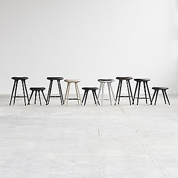 High Stool, Collection