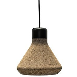 Luiz Pendant (Light Cork) - OPEN BOX RETURN