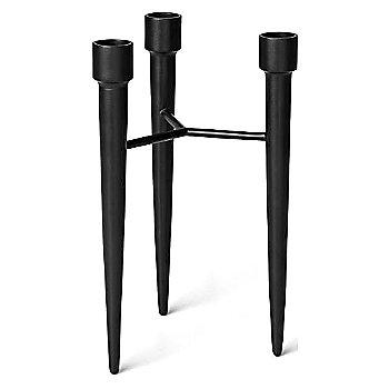 Black coated iron