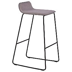 Lolli Stool (Dark Grey/Counter Height) - OPEN BOX RETURN