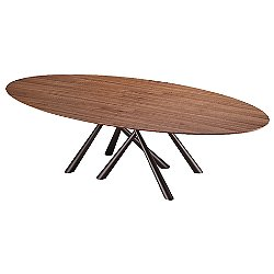 Forest Oval Dining Table