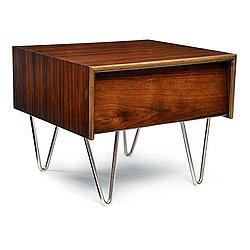 Case Study V-Leg Bedside Table
