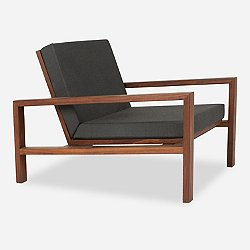 Case Study Outdoor Teak Lounge Chair