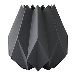 Folded Vase, Tall