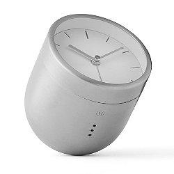Tumbler Alarm Clock - Metal