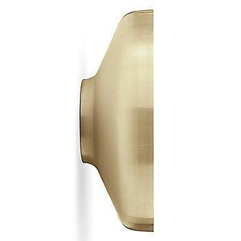 Shown in Brass finish