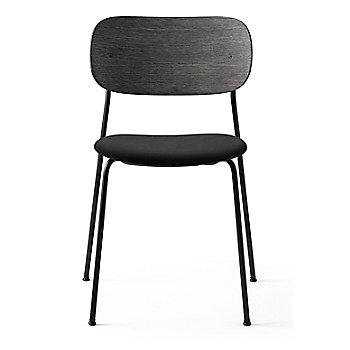 Icon: Black Fabric Seat Material / Black Oak Veneer Frame finish