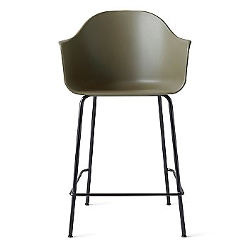 Olive with Black finish / Counter size