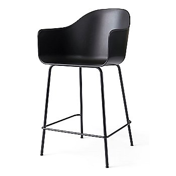 Black with Black finish / Counter size