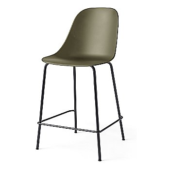 Olive with Black finish / Counter Heght