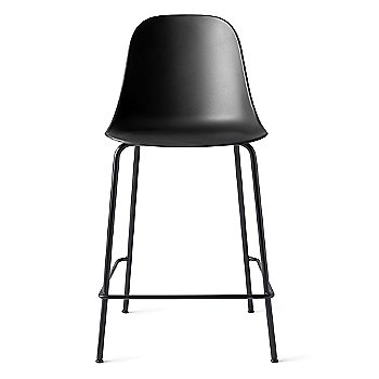 Black with Black finish / Counter Height
